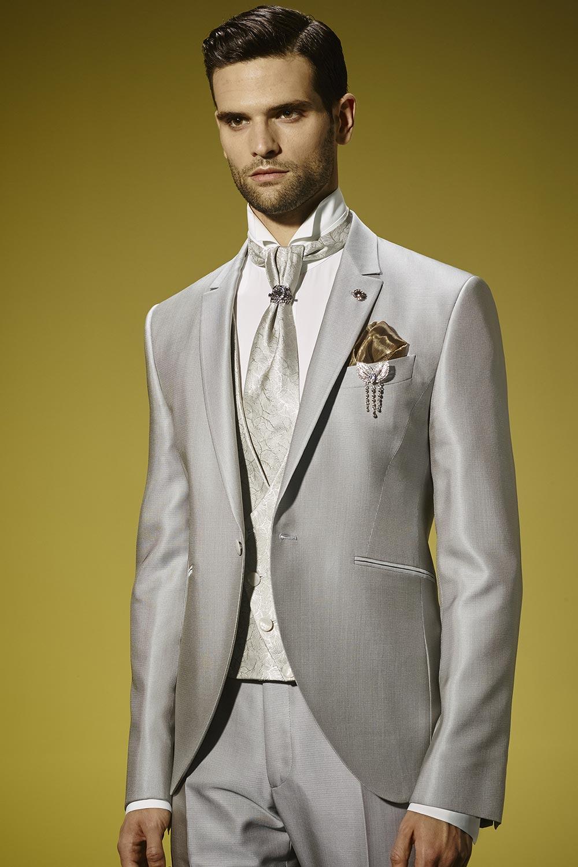 3397f0fc4d56 abito-da-sposo-grigio-carlo-pignatelli-03 - Marchi Abbigliamento